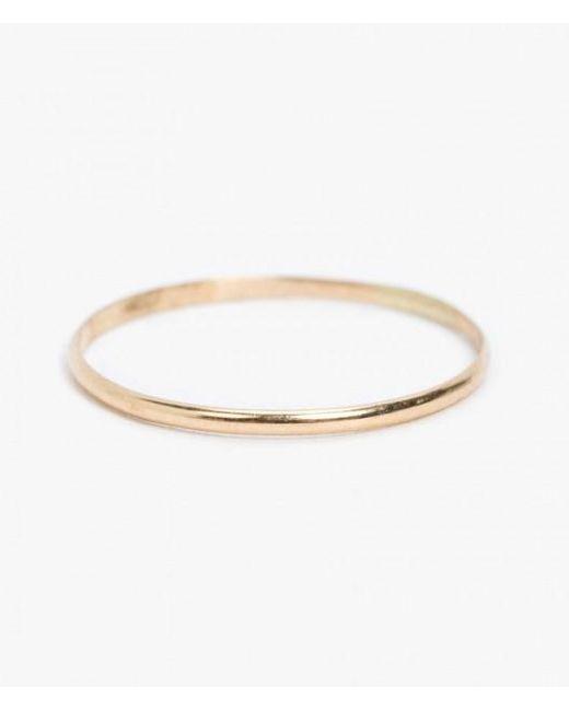 Catbird | Metallic Mignon First Knuckle Ring | Lyst