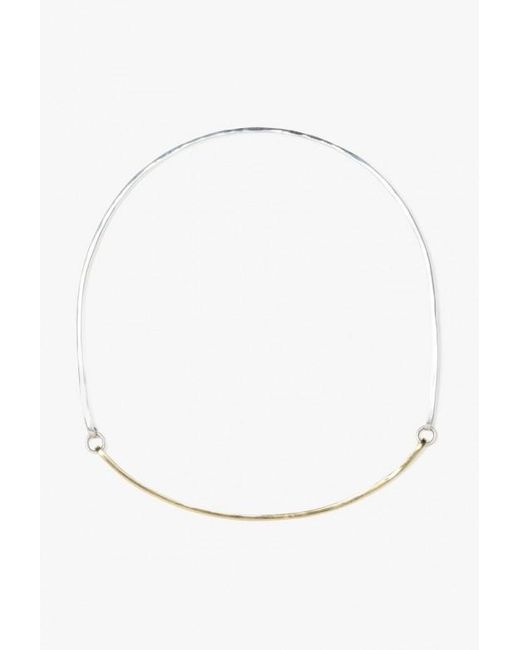 Fay Andrada | Metallic Viiva Necklace | Lyst