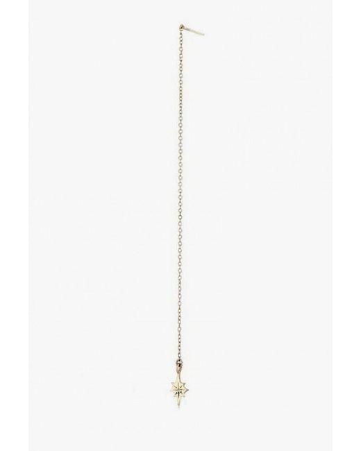 Scosha | Metallic Diamond Nova Threader - Single | Lyst
