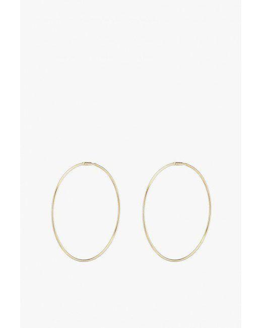 Ariel Gordon - Multicolor Standard Endless Hoop Earrings - Lyst
