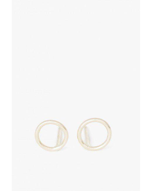 Ariel Gordon | Multicolor Circle Silhouette Earrings | Lyst