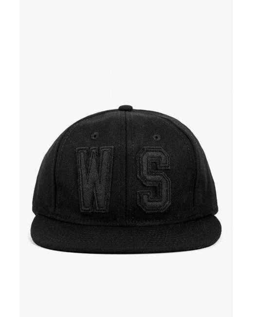 Welcome Stranger - Black Ws Exclusive Adjustable Cap for Men - Lyst