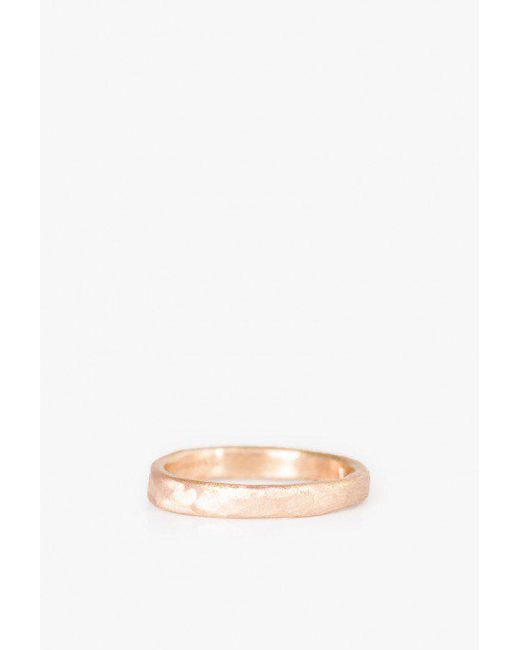Blair Lauren Brown - Multicolor Thick Stacker Ring - Lyst