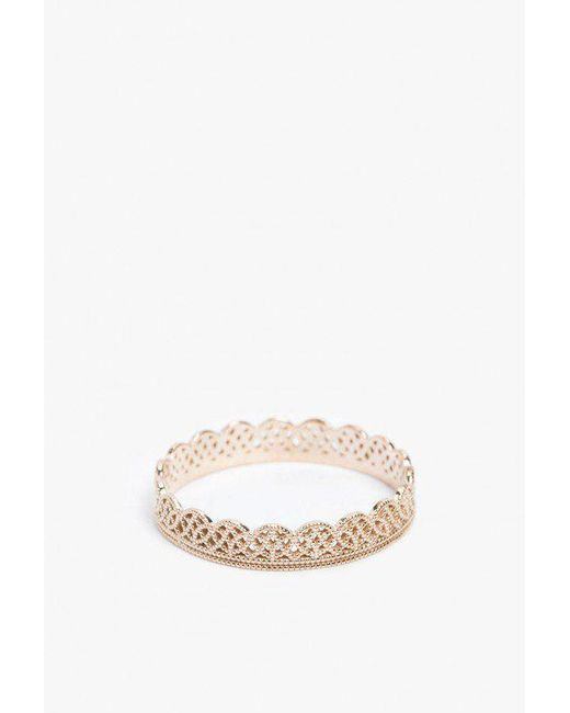 Grace Lee | Metallic Lace Band | Lyst