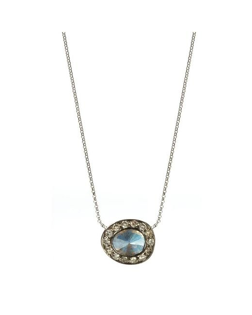 Annoushka | Blue Dusty Diamonds Necklace | Lyst