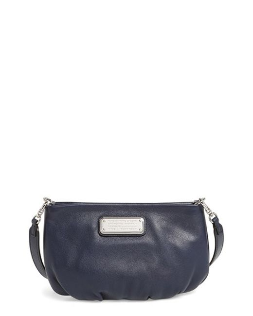Marc By Marc Jacobs | Blue New Q - Percy Leather Cross-Body Bag | Lyst