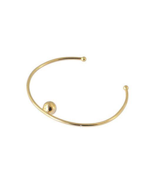 RebekkaRebekka | Metallic Gold Louise Bracelet | Lyst