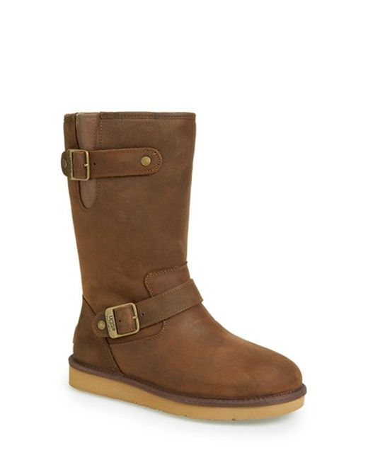 Ugg | Brown Ugg Sutter Boots | Lyst
