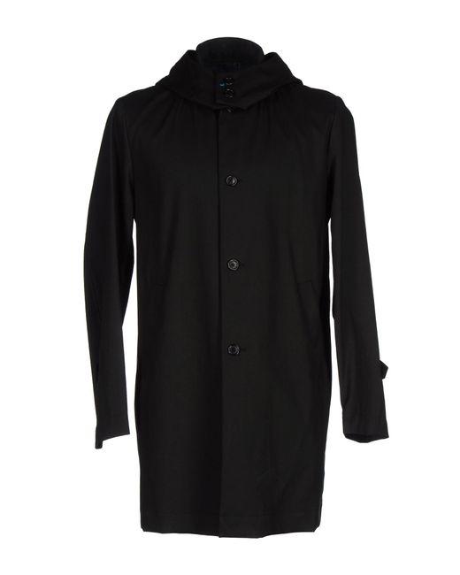 Mauro Grifoni | Black Full-length Jacket for Men | Lyst