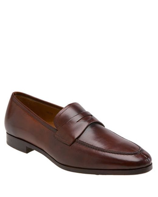 Mezlan | Brown 'bradley Ii' Loafer for Men | Lyst