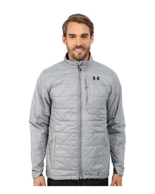 Under Armour | Gray Ua Cgi Micro Jacket for Men | Lyst