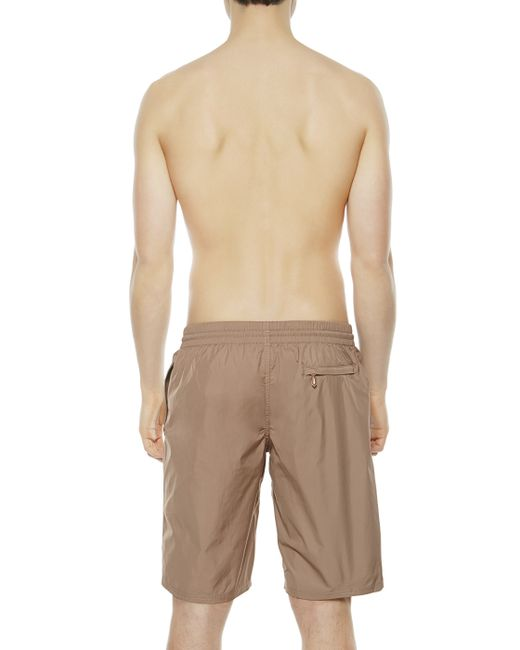 La Perla | Brown Swimming Shorts for Men | Lyst