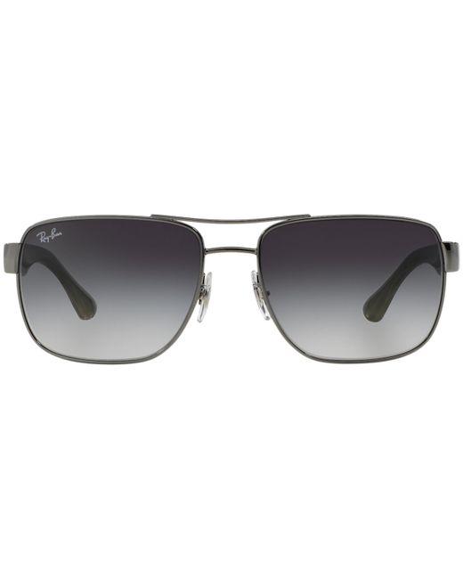 Ray-Ban | Metallic Sunglasses, Rb3530 58 for Men | Lyst