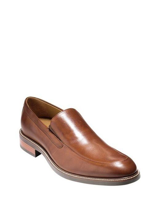 Cole Haan | Brown 'warren' Venetian Loafer for Men | Lyst