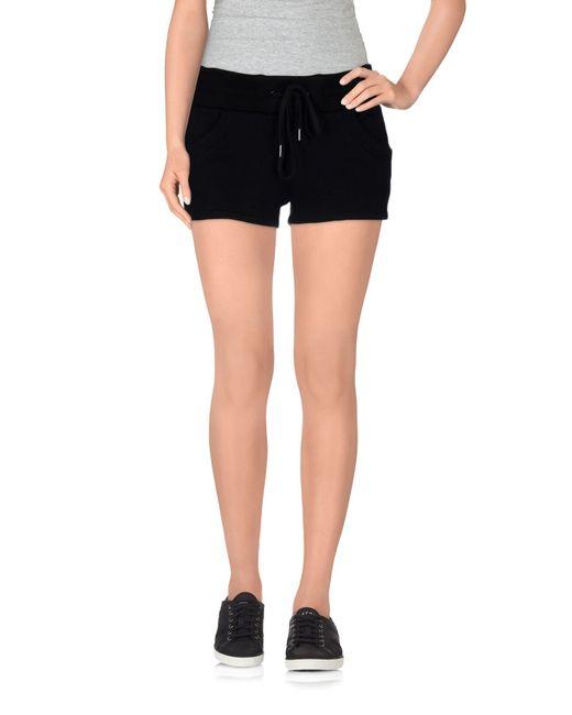 Helmut Lang | Black Shorts | Lyst