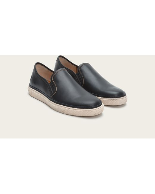 Frye | Black Gates Slip On for Men | Lyst