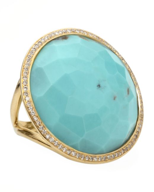 Ippolita | Blue Lollipop Ring | Lyst