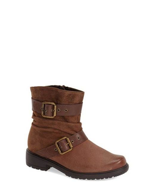 Munro | Brown Dallas Water-Resistant Boots | Lyst