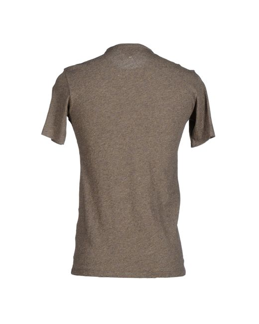 Rag bone t shirt in natural for men lyst for Rag and bone t shirts