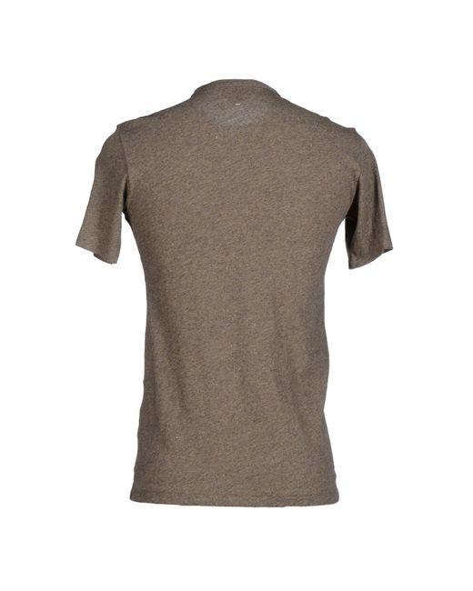 Rag Bone T Shirt In Natural For Men Lyst