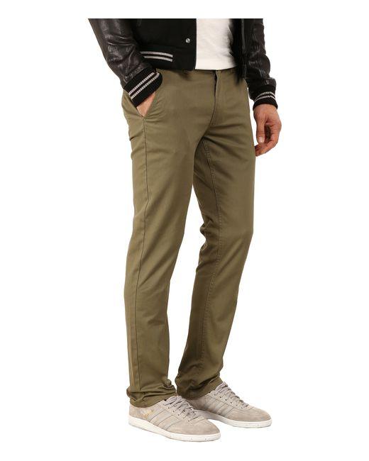 Brixton   Green Grain Chino Pants for Men   Lyst