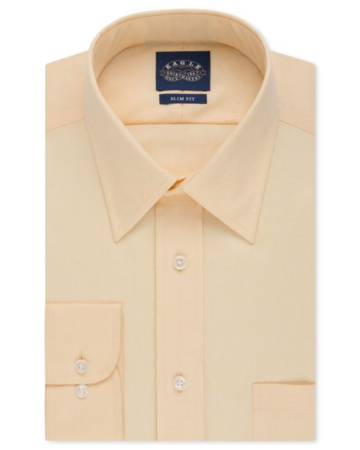 Explore slim cut men's dress shirts, button down collar shirts and French cuffs to show off those cufflinks the kids got you for Father's day. Discover wrinkle-resistant and no-iron shirts that come out of the wash ready-to-wear and find men's button down shirt sets, perfect for building your wardrobe quickly.