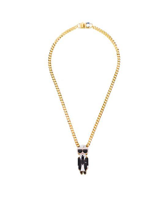 Bijoux De Famille | Multicolor Karl Chain Necklace | Lyst