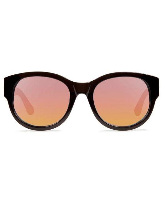 rowley eyewear cynthia cr5021 no 59 smoke plastic