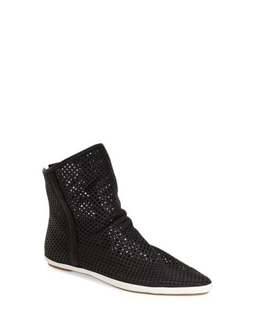 Sanuk | Black 'kat Ness Limited' Boot | Lyst