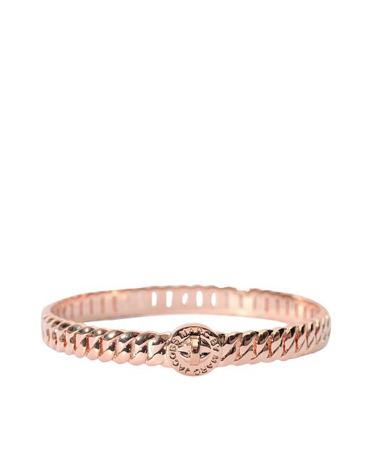 Marc By Marc Jacobs | Pink Skinny Turnlock Bangle | Lyst