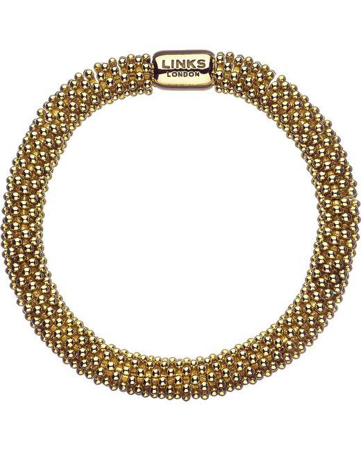 Links of London | Metallic Effervescence Star Bracelet | Lyst