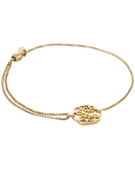 ALEX AND ANI | Metallic Precious Ii Collection Path Of Life Adjustable Bracelet | Lyst