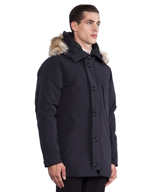men canada goose chateau parka navy