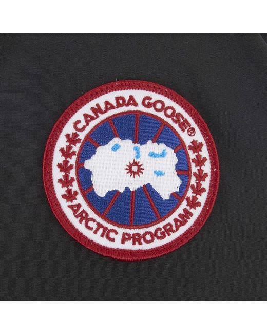 Canada Goose' Men Black Chateau Parka