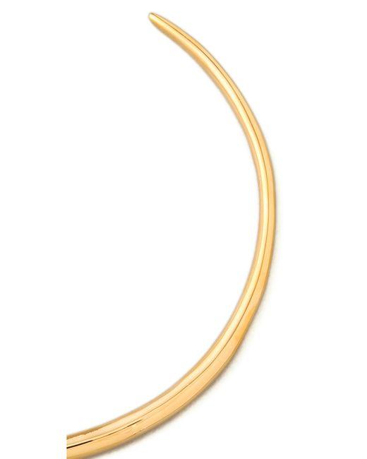 Alexis Bittar | Metallic Liquid Gold Thin Collar | Lyst