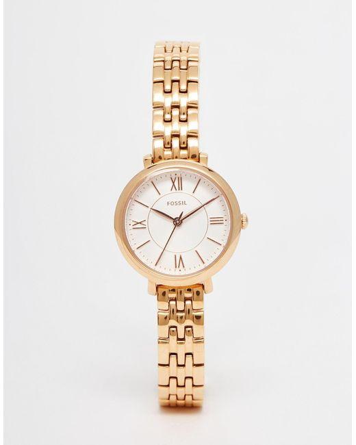 fossil rose gold tailor chrono watch in floral rosegold. Black Bedroom Furniture Sets. Home Design Ideas