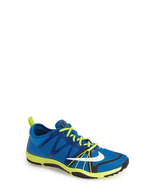 Nike | Blue 'free Cross Compete' Training Shoe | Lyst
