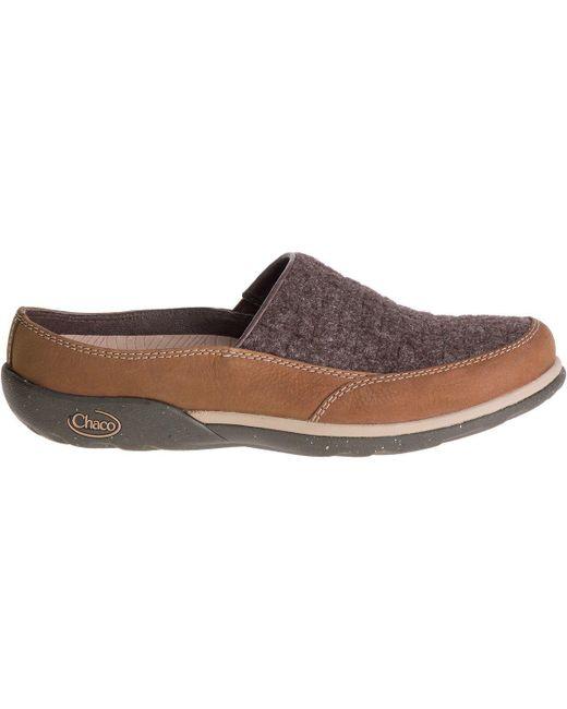Chaco | Brown Quinn Shoe | Lyst