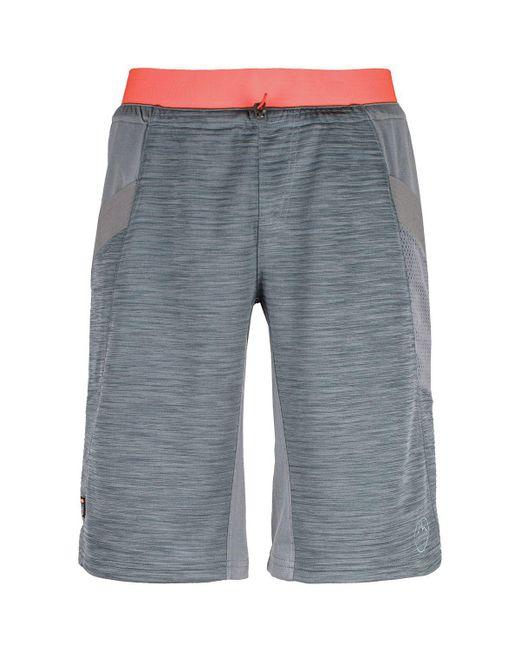 La Sportiva - Gray Force Short for Men - Lyst