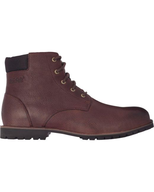 Bogs | Brown Johnny 5-eye Boot for Men | Lyst