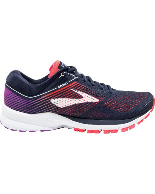Brooks - Blue Launch 5 Running Shoe - Lyst