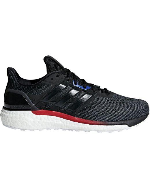 Lyst adidas Supernova corriendo zapato en negro para hombres