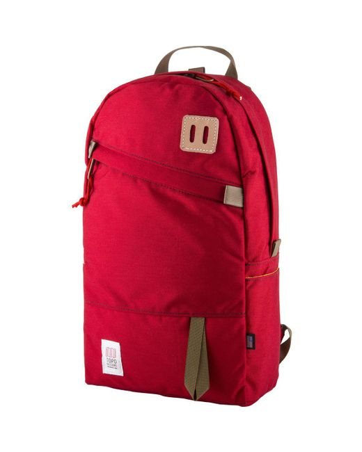 Topo Designs - Red Daypack 22l Backpack for Men - Lyst