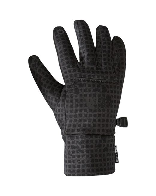 The North Face - Gray Etip Glove for Men - Lyst