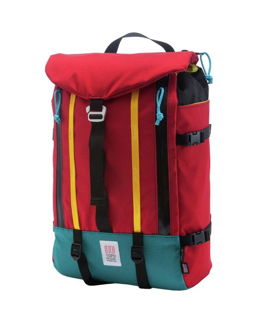 Topo Designs - Red Mountain 30l Backpack for Men - Lyst
