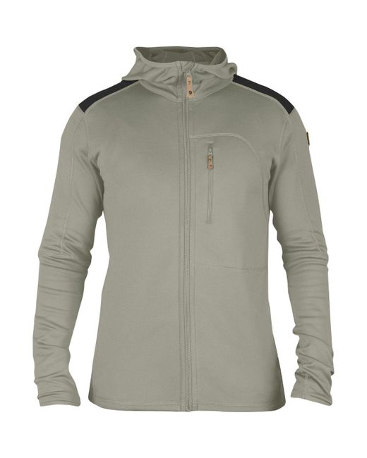 Fjallraven | Gray Keb Fleece Jacket for Men | Lyst