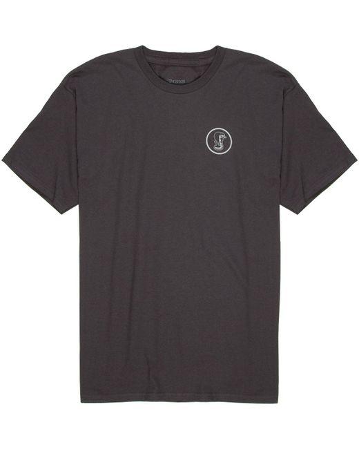 Brixton - Black Fang T-shirt for Men - Lyst