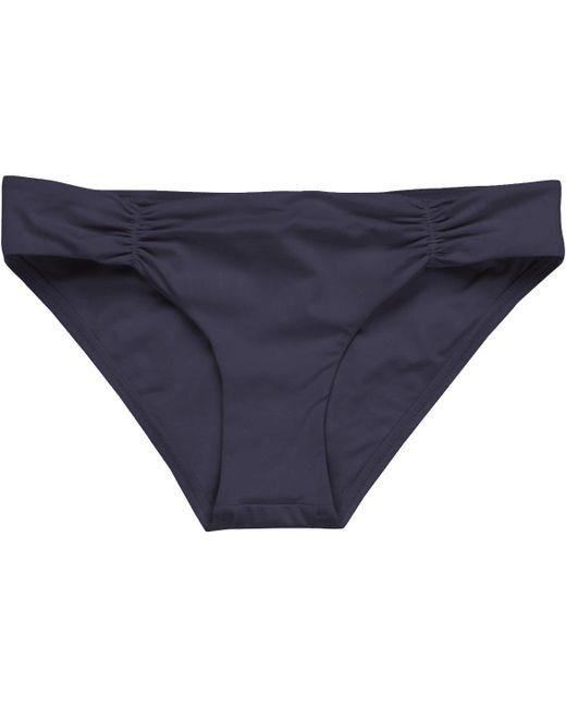 L*Space - Blue Monique Bikini Bottom - Lyst