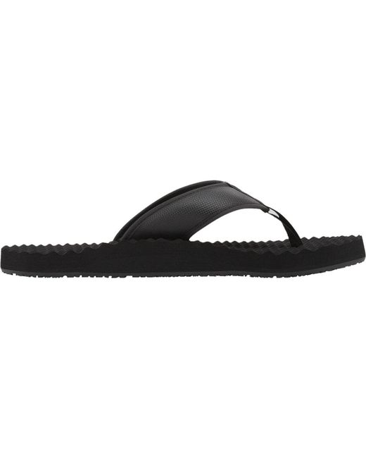 The North Face - Black Base Camp Flip Flop for Men - Lyst