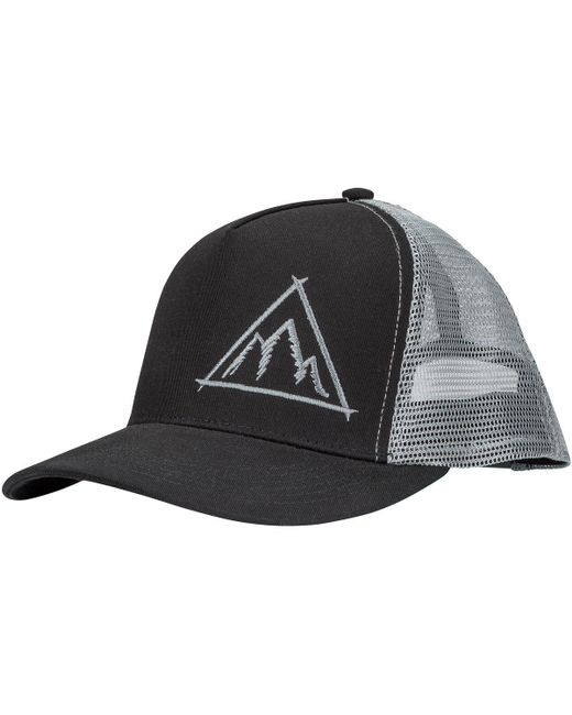 Marmot - Black Marshall Trucker Hat for Men - Lyst